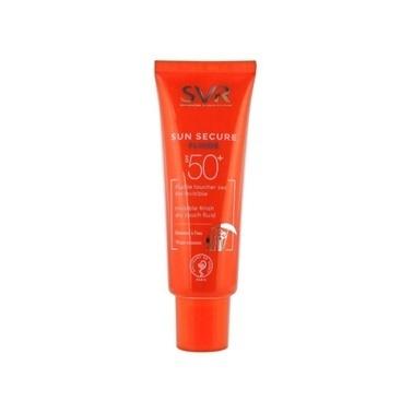 SVR Sun Secure Fluide SPF50+ Invisible Finish Dry Touch 50ml Renksiz
